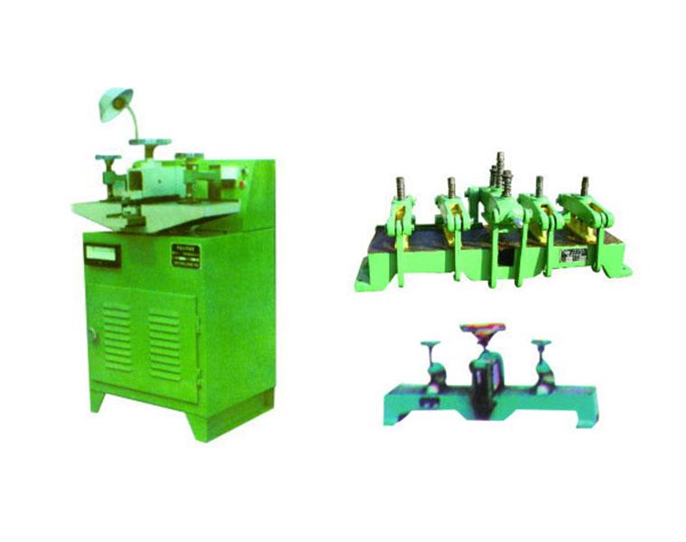 MR4018型电阻锯条焊接机